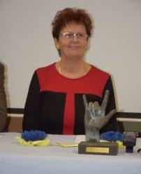26. 11. 2018 Nagovor predsednice društva Ernestine Savski na tiskovni konferenci