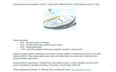 7.3.2020 DP gluhih v badmintonu